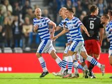 Lieftink schikt zich bij De Graafschap in rol als gelegenheidsverdediger: 'Ik snap dat de trainer bij mij uitkomt'