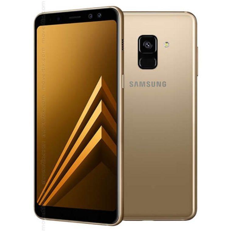 De Galaxy A8. Beeld Samsung