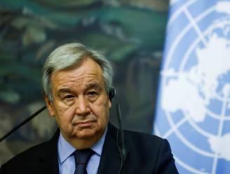 Guterres krijgt tweede ambtstermijn als VN-baas