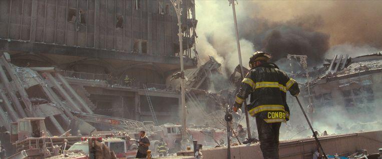 TURNING POINT: 9/11 Beeld Netflix