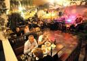 Grieks restaurant Saloniki. foto Willem Mieras
