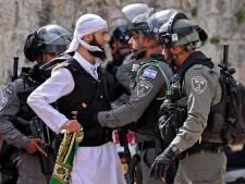 Opnieuw gewonden bij rellen in Jeruzalem: internationale roep tot afzien van uitzettingen