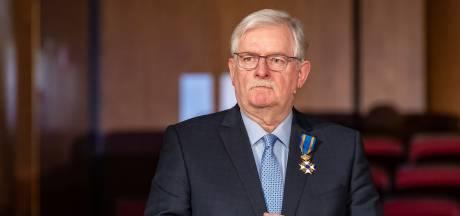 Steven Pleiter uit Zwolle krijgt lintje voor pioniersrol euthanasiecentrum
