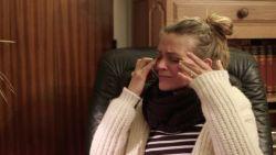 Karen Damen krijgt het moeilijk als ze haar mama vertelt over haar ambitieuze plannen