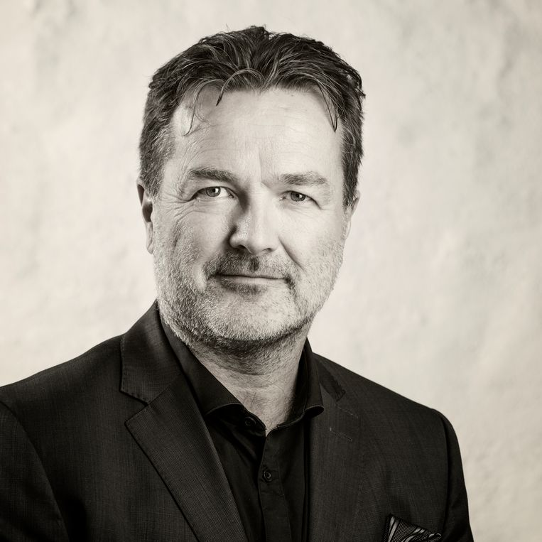 Kjetil Tronvoll, directeur van Oslo Analytica. Beeld Thomas Xavier Floyd