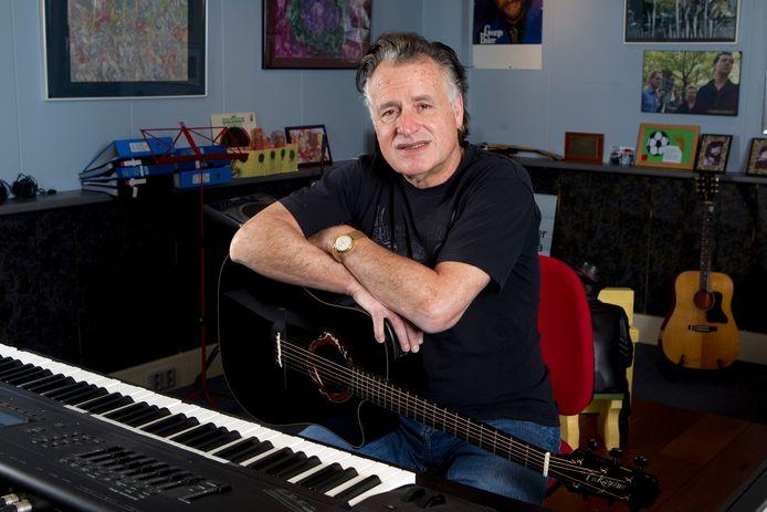 George Baker is dagelijks te horen in de nieuwste Lidl-commercial.
