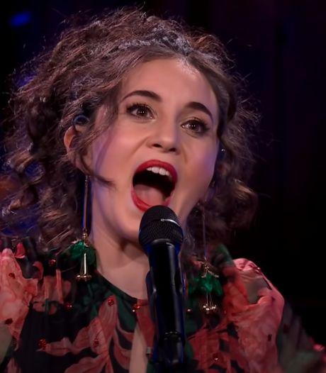 Karsu blaast kijkers en collega's omver in Beste Zangers: 'Ik wist niet dat ze zó goed was'