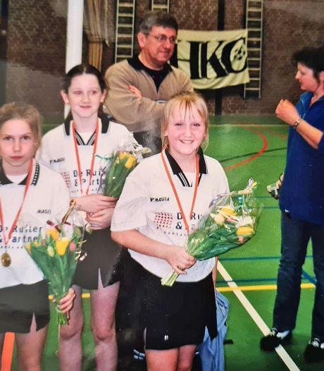 Annelies Kop en Rianne Swets over hun pupillentijd: 'Het korfbal werd op de basisschool gepromoot'