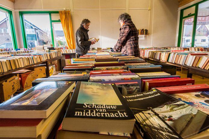 Voor de bezoekers van de jaarlijkse boekenbeurs van de Concertvereniging  Sempre Crescendo viel er afgelopen weekend genoeg te snuffelen.