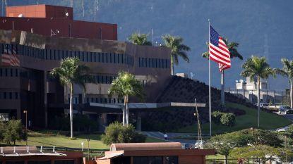 Washington roept deel ambassadepersoneel terug uit Venezuela