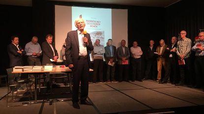 """Oud-HLN-wielerjournalist Robert Janssens presenteert memoires: """"Genieten van wat was"""""""