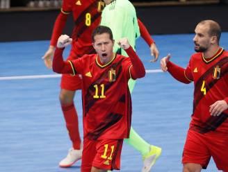 """Eén doelpunt houdt Leo Carello van EK 2022: """"De ontgoocheling en de frustratie zijn zeer groot"""""""