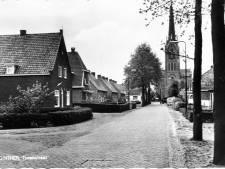 Torenstraat Dinther: zicht op de kerk