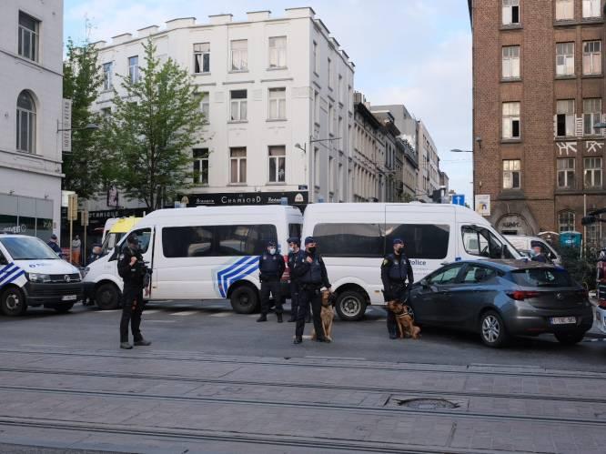 Uren onderhandelen levert niets op: politie valt woning binnen om gijzeling te beëindigen