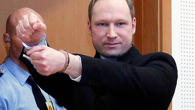 Noorse politie: Reactie op Breivik was te langzaam