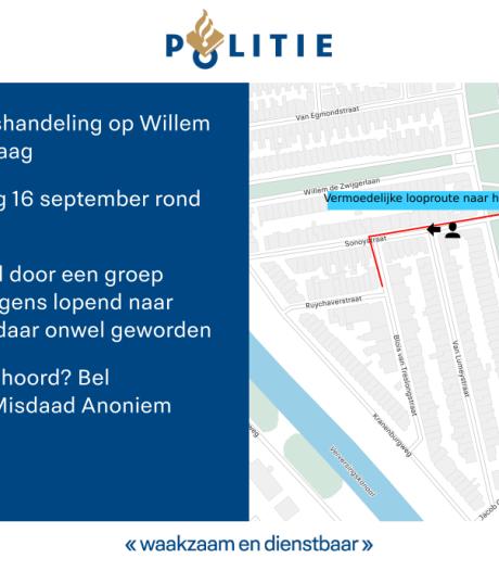 Hagenaar (71) overleden na mishandeling op Willem de Zwijgerlaan, politie zoekt groep jongeren