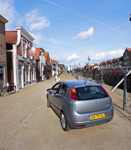 Noordhaven Zevenbergen weer open voor auto's: waar blijven ze?