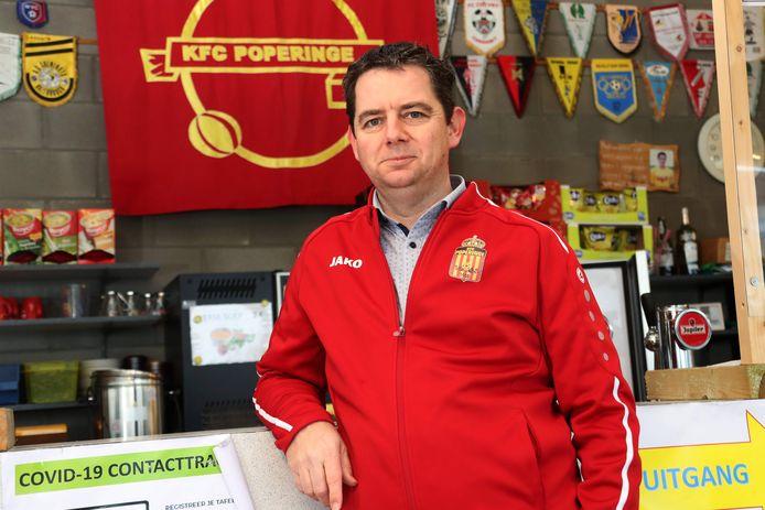 """Kristof Lobeau: """"We ambiëren met onze eerste ploeg op termijn eerste provinciale."""""""