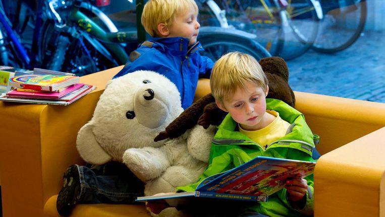 Het kinderboekenweekgeschenk is dit jaar Kattensoep Beeld anp