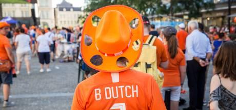 Oranje uitdossingen minder in trek, supermarkten grote winnaars EK Voetbal