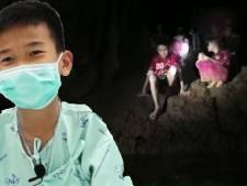 Thaise voetballertjes vertellen familie over grot-drama: 'Tunnel graven mislukte'