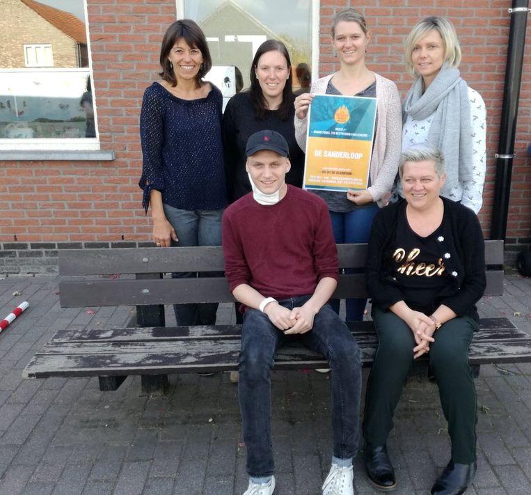 GO! Basisschool De Uilenboom in de bres voor Sander (18) die aan leukemie lijdt