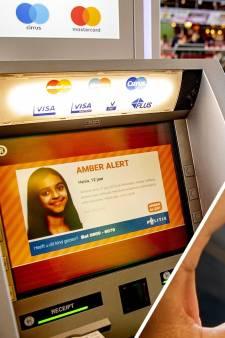 Amber Alert voor vermiste kinderen blijft vooralsnog actief