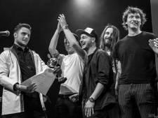 Gennepse band Dunter Flinn wint bandcompetitie Roos van Nijmegen