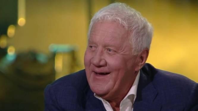 Wielerbaas Lefevere gaat viral na 'dronken' optreden op Belgische televisie