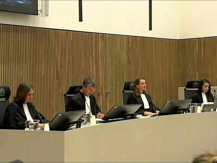 Verdachten van moord op Peter R. de Vries voor de rechter