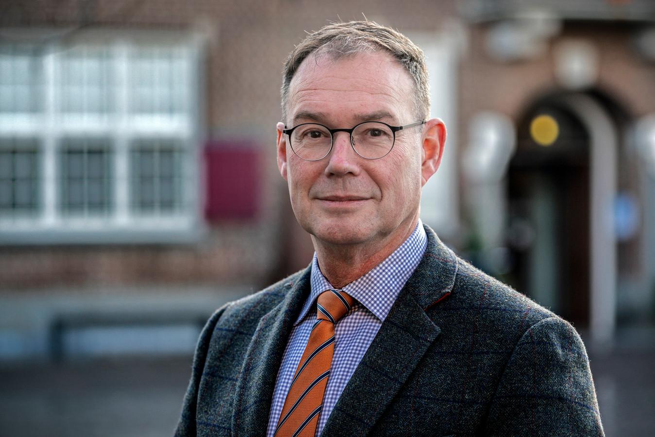 Burgemeester Ronald van Meygaarden van Boxtel is niet bang dat er volgend jaar na de gemeenteraadsverkiezingen in Gestel alsnog een nieuwe wind gaat waaien.