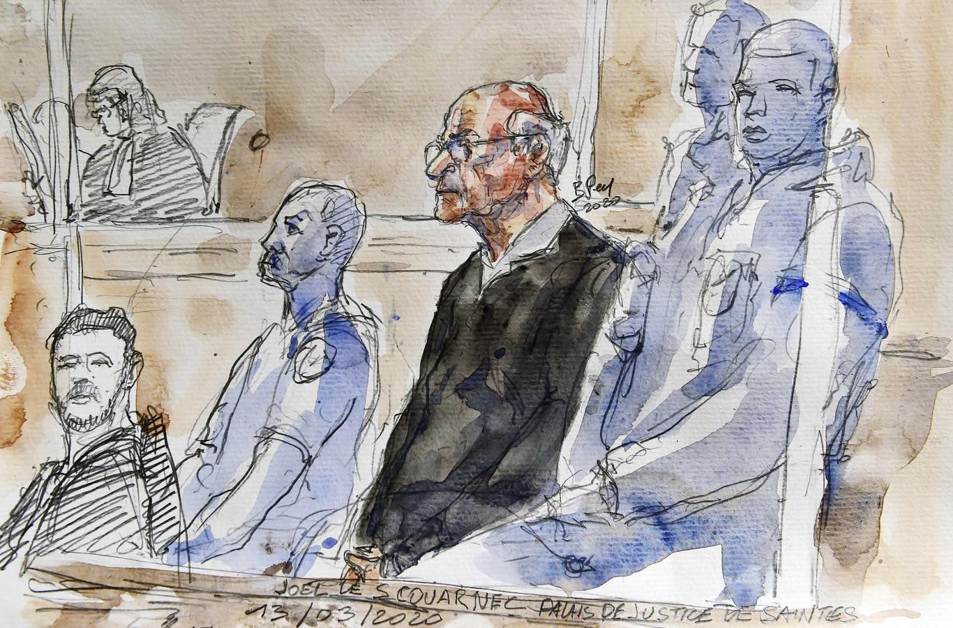 Le procès de Joël Le Scouarnec en mars dernier.