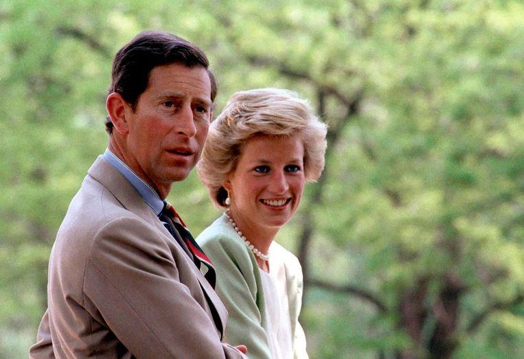 Prins Charles en zijn Diana