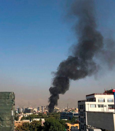 Explosion à proximité de l'ambassade russe en Afghanistan, plusieurs blessés