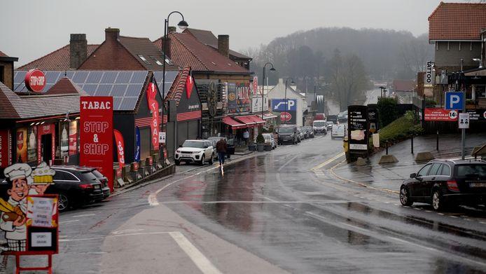 Het miezerige weer zal uiteraard ook niet helpen, maar vooral de maatregelen rond corona houden klanten weg van de Zwarteberg.