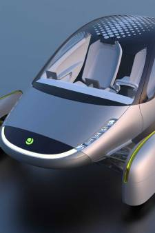 Deze elektrische auto rijdt 17.000 kilometer per jaar zonder opladen