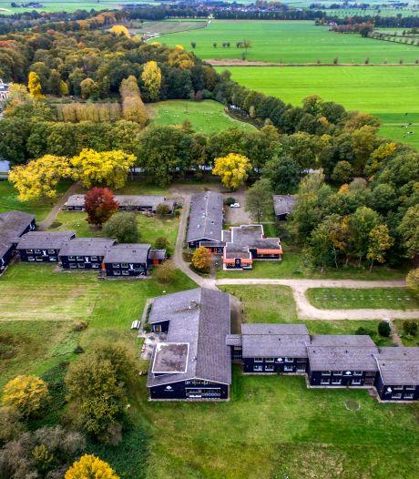 Park Den Alerdinck in Laag Zuthem blijft tot eind 2021 opvangplek voor besmette asielzoekers