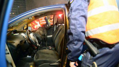 Bestuurder onder invloed ontvlucht tot twee keer toe politiecontrole in Mechelen