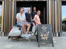 Nieuw op de Baudelokaai: Gulzig, internationale street food met lokale producten