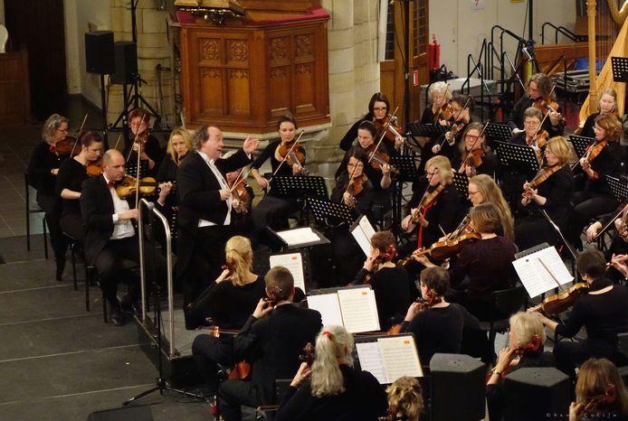 Het Zeeuws orkest.