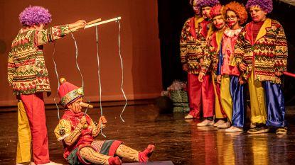 Kinderen Sint-Lutgart brengen musical Pinokkio