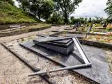 10.000 euro schade aan gemeentelijke eigendommen door vernielingen op begraafplaats