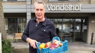 Restaurant De Waterval doneert voedsel aan woonzorgcentrum