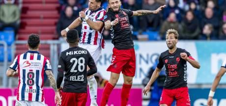 Willem II: veel corners en veel kaarten
