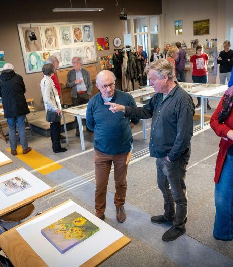 Open Academie schrapt kunst en cultuurcursussen