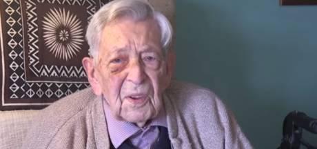 Oudste man ter wereld overleden: Brit Bob Weighton werd 112