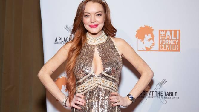 Lindsay Lohan deelt geheim om stinkend rijk te worden