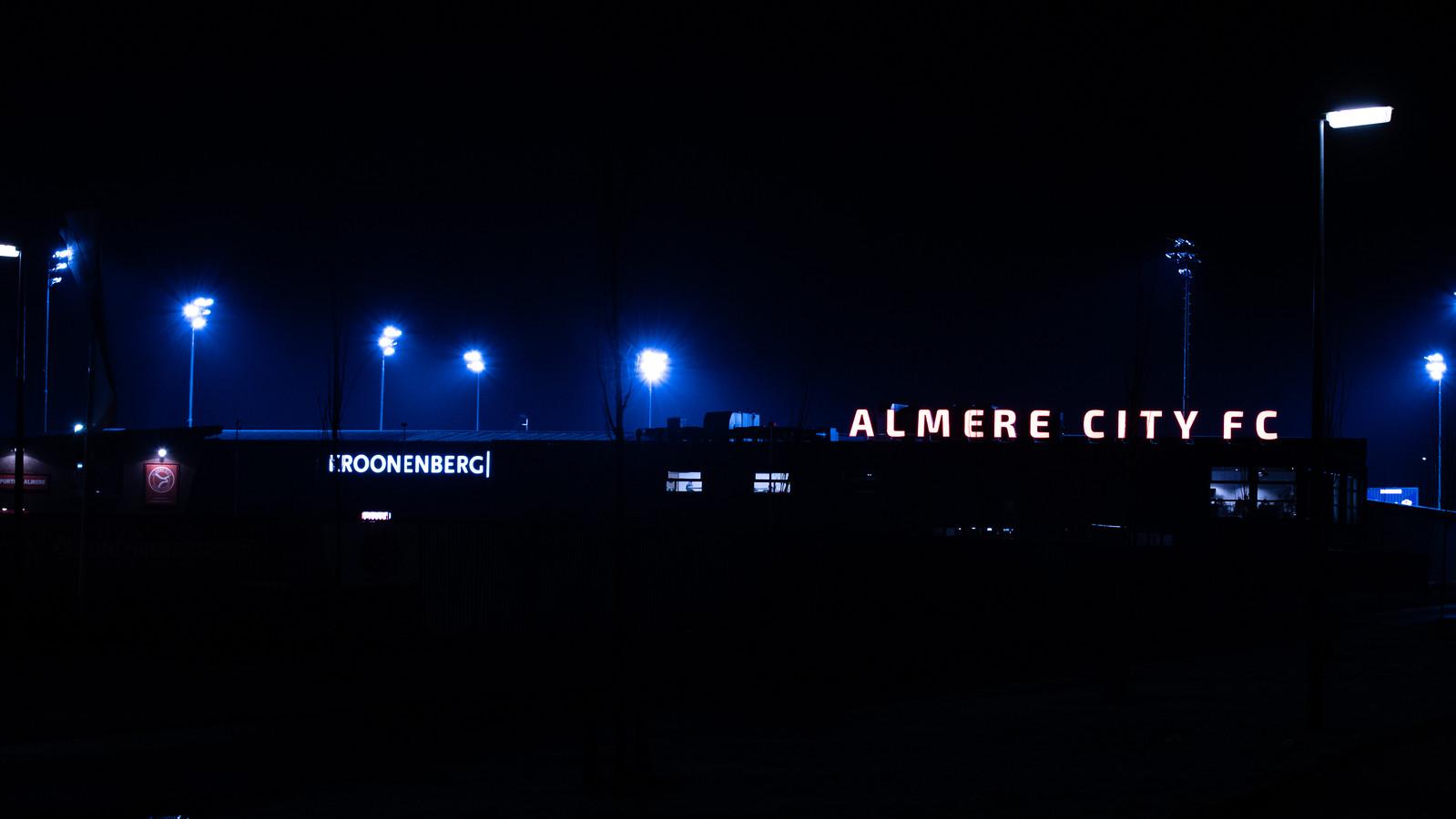 Almere City.