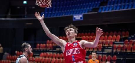 Boy van Vliet nog twee seizoenen bij Heroes Den Bosch