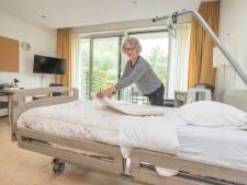 Corona slaat gat in vrijwilligersbestand van hospice in Goes: 'Wie komt ons helpen?'